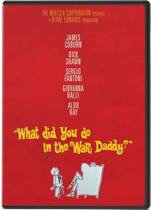 What Did You Do in the War Daddy? , James Coburn