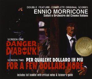 Danger: Diabolik /  For a Few Dollars More (Original Soundtrack) [Import]