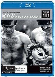 Salo or the 120 Days of Sodom [Import]