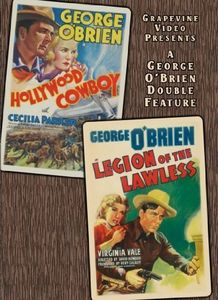 Hollywood Cowboy (1937) /  Legion of the Lawless (1940)