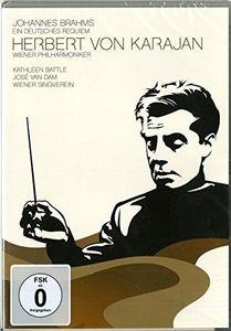 Brahms: Ein Deutsches Requiem [Import]
