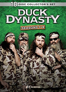 Duck Dynasty: Season 1-8