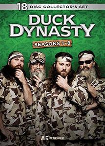 Duck Dynasty: Season 1-8