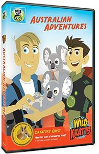 Wild Kratts: Australian Adventures