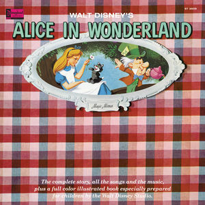 Magic Mirror: Alice In Wonderland (Original Soundtrack)