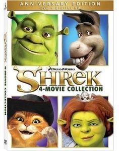 Shrek 4-Movie Collection