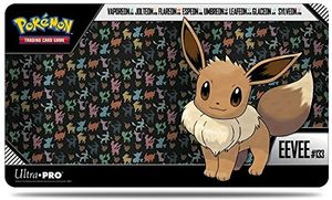 Pokemon Eevee Playmat