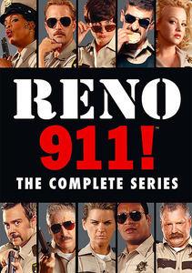 Reno 911: The Complete Series