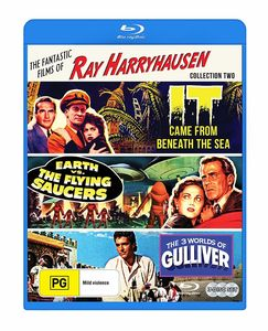The Fantastic Films of Ray Harryhausen: Collection Two [Import]