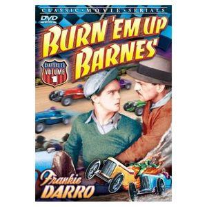 Burn 'Em Up Barnes 1 (Chapters 1-6)