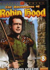 The Adventures of Robin Hood: Volume 8