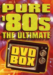 Pure 80's: Ultimate DVD Box