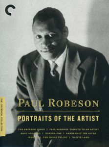 Paul Robeson: Portraits of the Artist (Criterion Collection)