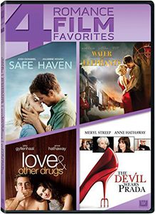 Safe Haven /  Water for Elephants /  Love & Other