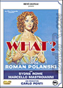 What ? [Import]