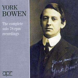 Complete Solo 78-RPM Recordings