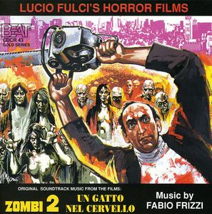 Zombi 2 /  Un Gatto Nel Cervello (A Cat in the Brain) (Original Soundtrack) [Import]
