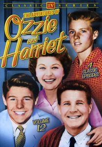 The Adventures of Ozzie & Harriet: Volume 12