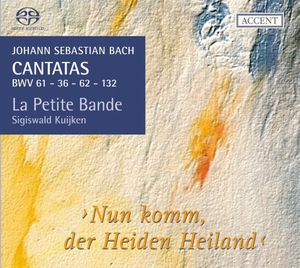 Cantatas for the Complete Liturgicalyear 9