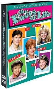 The Facts of Life: The Complete Fourth Season