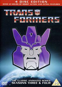 Transformers Season 3 & 4 [Import]