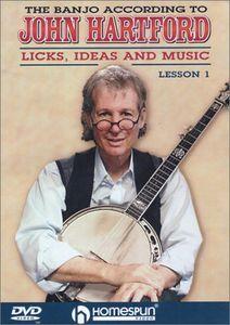 The Banjo According to John Hartford: Volume 1