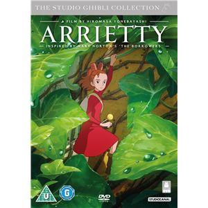 Arrietty (2010) [Import]
