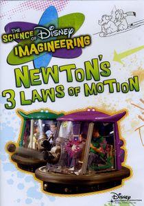 Science Disney Imagineering: Newton's 3 Laws of
