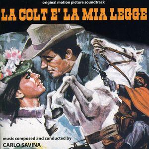 La Colt E la Mia Legge [Import]