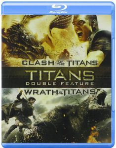 Clash of the Titans + Wrath of the Titans [Import]