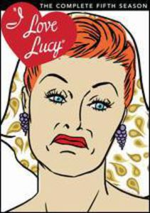 I Love Lucy: The Complete Fifth Season