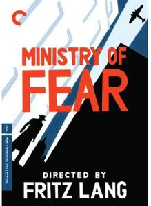 Ministry of Fear (Criterion Collection)