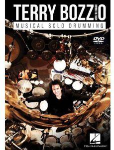 Terry Bozzio-Musical Solo Drumming: Terry Bozzio