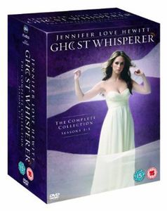 Ghost Whisperer: Complete Series 1-5 [Import]