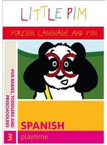 Little Pim: Playtime (Spanish)