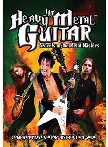 Jam Heavy Metal Guitar: Secrets of the Metal Masters