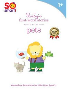 So Smart! - Baby's First-word Stories: Pets