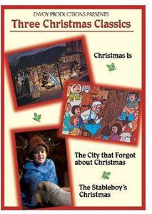 Christmas Classics: Christmas Is City