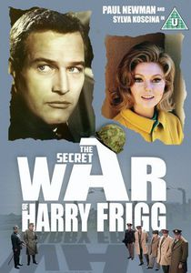 Secret War of Harry Frigg [Import]