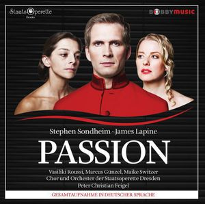 Passion /  O.C.R. [Import]