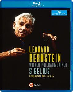 Leonard Bernstein Conducts Sibelius