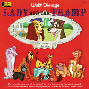 Magic Mirror: Lady and the Tramp (Story, Songs and Book) , Soundtrack