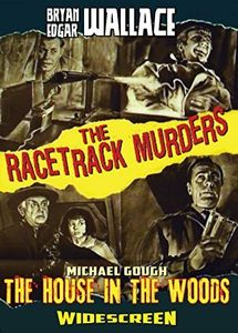 The Racetrack Murders /  The House in the Woods