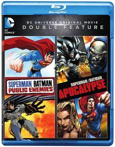 Superman /  Batman: Public Enemies /  Superman /  Batman: Apocalypse