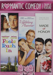 Fools Rush in (1997) /  Made of Honor /  The Wedding Planner
