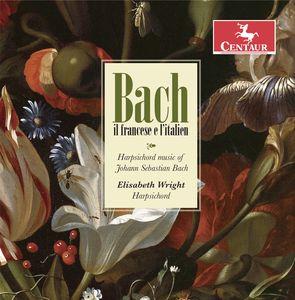 Harpsichord Music of Bach J.S.