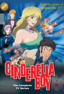 Cinderella Boy: Complete Tv Series