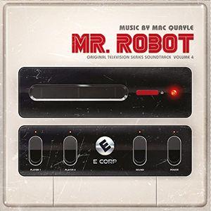 Mr. Robot: Voume4 (Original Soundtrack) [Import] , Mac Quayle