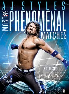 WWE: AJ Styles - Most Phenomenal Matches