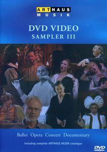 DVD Video Sampler 3